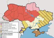 Ukraine, Konflikten i