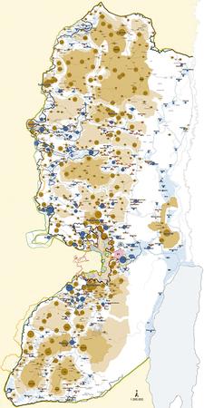 Bosættelser, Israelske